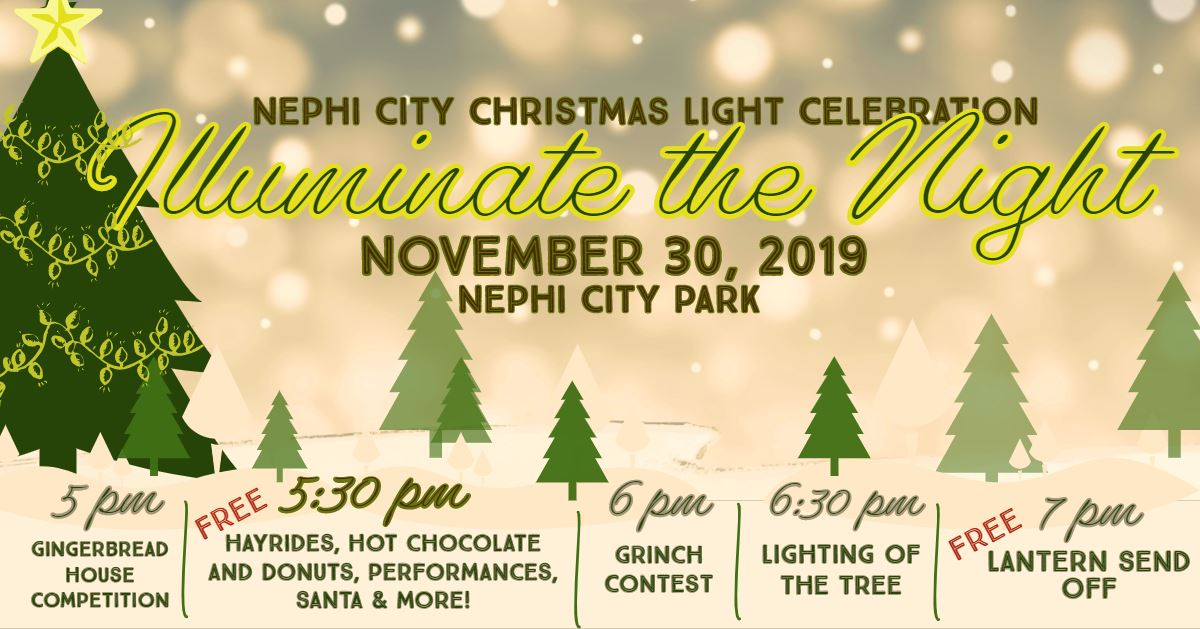 Christmas Light Celebration