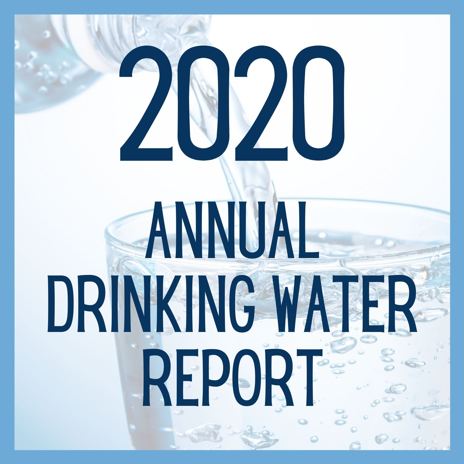 2020 Water CCR