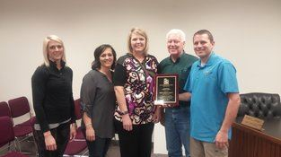 Nephi Recreation recognized by URPA for Outstanding Adaptive Programs