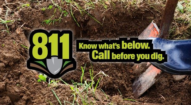 Know before you dig